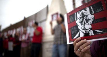 México es el país más peligroso de América para ejercer el periodismo: CIDH