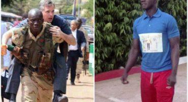 Amadou Dembélé de atleta a héroe