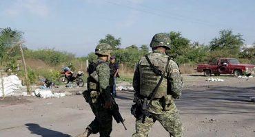 Ejercito repele emboscada en Tamaulipas, reporta muerte de 11 civiles armados