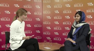 Emma Watson entrevistó a Malala ¡y la tienes que ver!