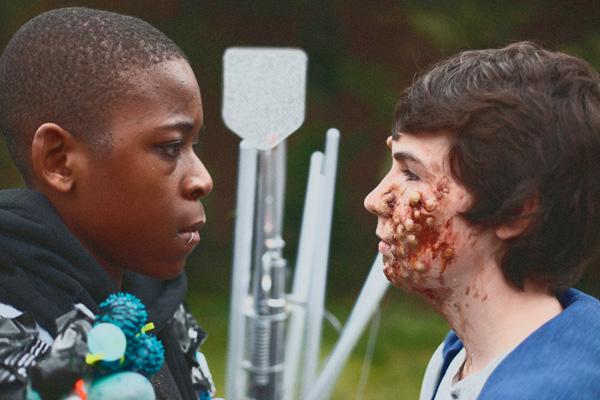 En el mundo de OPN niños luchan a morir por un tamagochi