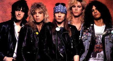 Guns N' Roses y su clásica alineación a un paso de la reunión