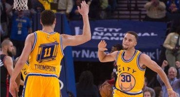 Golden State iguala mejor comienzo en la historia de la NBA