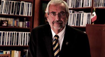 Ve la toma de protesta de Graue Wiechers como nuevo rector de la UNAM