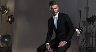 David Beckham es el hombre más sexy del mundo según People