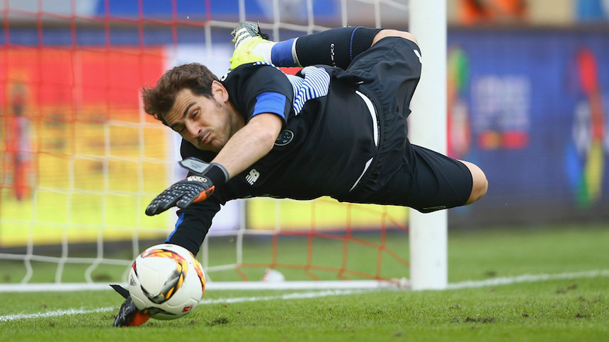 ¿Iker Casillas podría irse a la Major League Soccer?