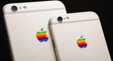 ¿Amantes de lo retro? Este iPhone 6 es para ustedes