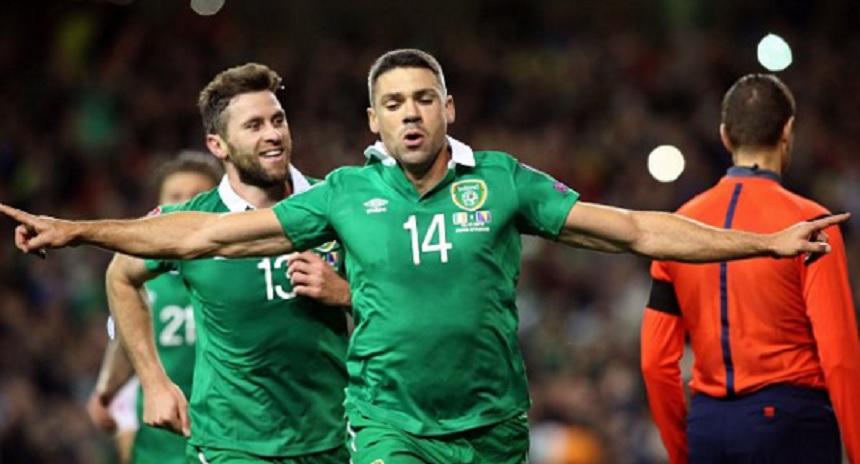 Irlanda vence en el repechaje a Bosnia Herzegovina y ya está en la Euro