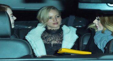 Adele, Jennifer Lawrence y Emma Stone visitan el restaurant de Enrique Olvera en NY