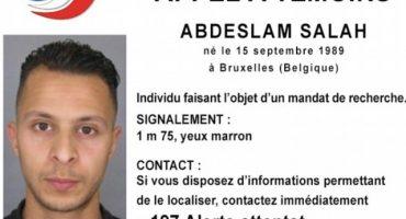 Policía francesa difunde fotografía de terrorista que logró escapar