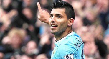 Futbolista del Manchester City niega relación sentimental con el Kun Agüero