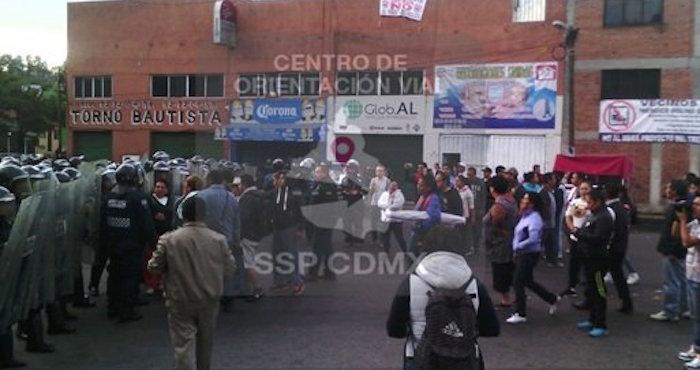 Mancera advierte que ya no se permitirán bloqueos de vialidades tras oposición por el Tren Suburbano