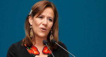 Zavala: independiente... con apoyo del PAN; candidato panista a Puebla milita en PRI