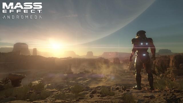 Nuevo teaser de Mass Effect: Andromeda