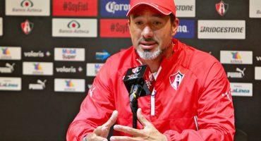 Gustavo Matosas dejará de ser entrenador del Atlas