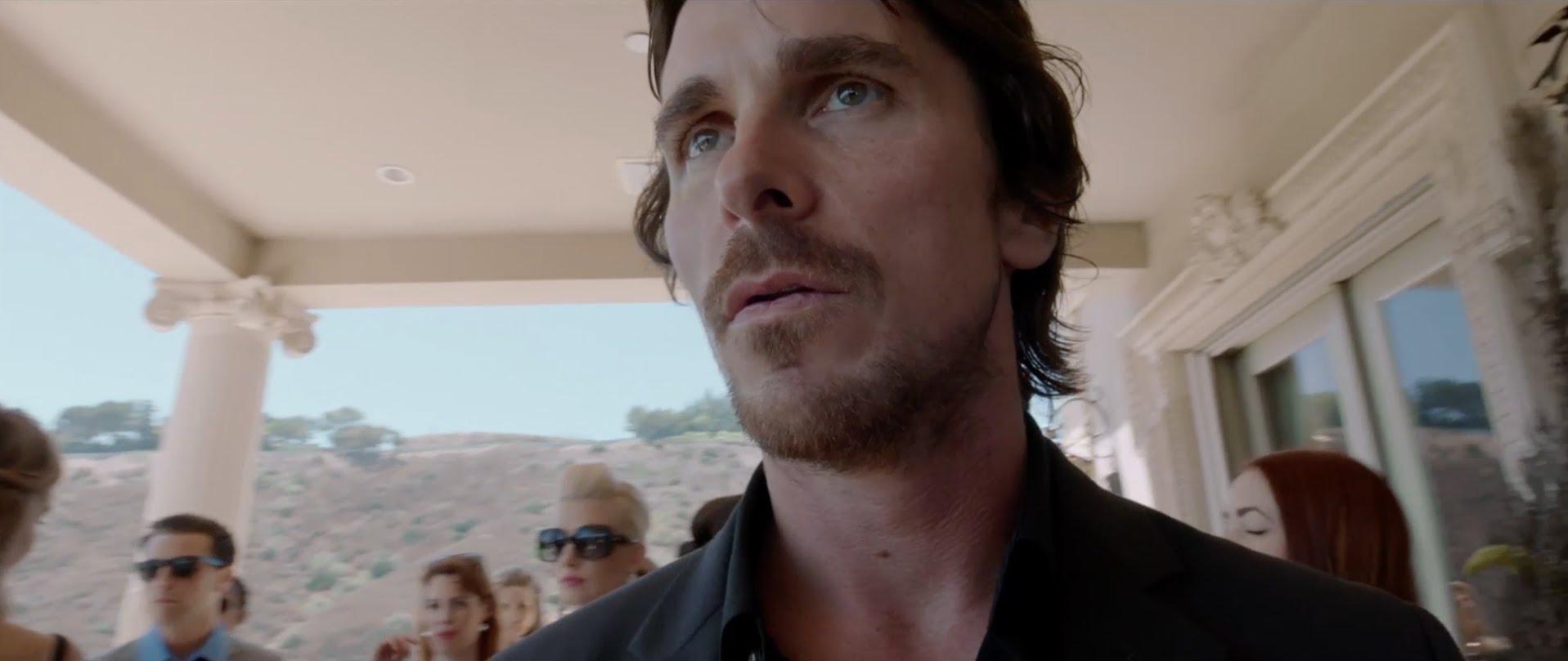 Chequen el trailer de 'Knight of Cups', la nueva cinta de Terrence Malick con Christian Bale