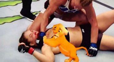 Y por supuesto... los mejores memes de Ronda Rousey y su KO