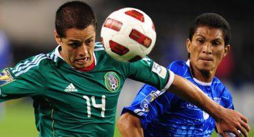 Los mejores partidos entre México y El Salvador