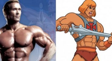 Mike O'Hearn en la película He-Man Masters of the Universe