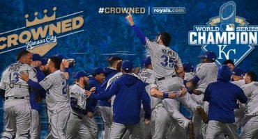 Los Kansas City Royals son nuevos campeones de la MLB