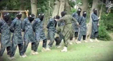 Video de entrenamiento de ISIS con… golpes en los bajos