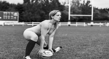 Equipo femenil de rugby revela imágenes de su calendario 2016
