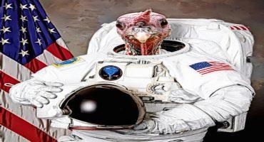 Así es como los astronautas celebran el Día de Acción de Gracias