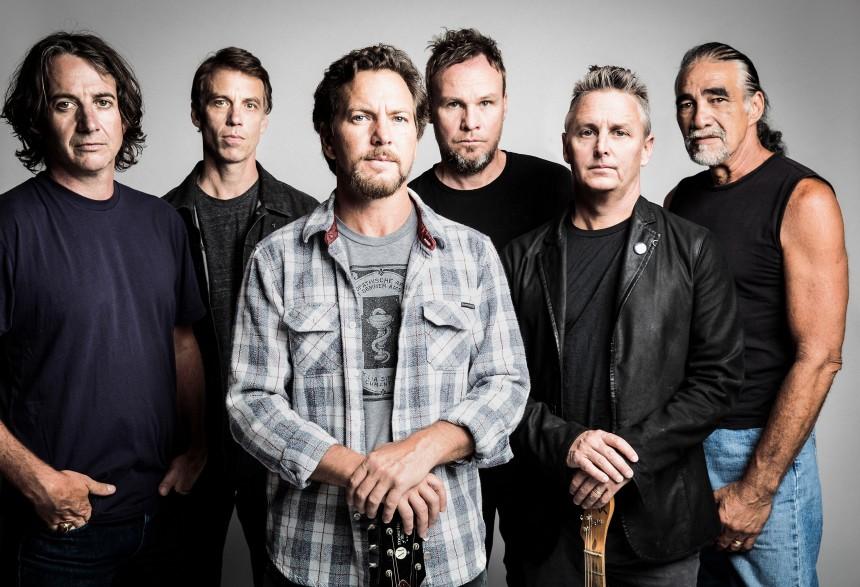 Las 25 Canciones Más Importantes En La Carrera De Pearl Jam