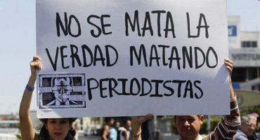 México es el país más peligroso para ser periodista en Latinoamérica