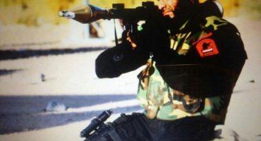 El monstruoso Rambo Iraquí es una celebridad en sus tierras