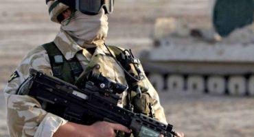 Ahora SAS se une al combate contra ISIS