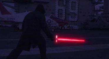 Sea Wars: Trailer de Star Wars hecho por la Marina