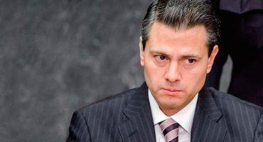 EPN con el nivel de desaprobación más alto... supera a Fox, Calderón y Zedillo