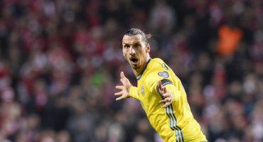Suecia y Ucrania califican a la Euro 2016 al ganar el repechaje