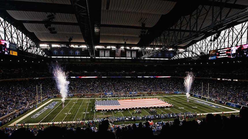 Lo mejor del Thanksgiving de la NFL, en imágenes