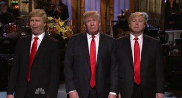 Así le fue a Donald Trump como anfitrión de Saturday Night Live