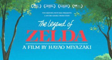 ¿Cómo se vería The Legend Of Zelda si fuera película de Hayao Miyazaki?