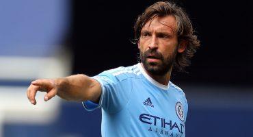 Andrea Pirlo jugará en el Manchester City