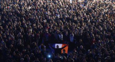 Las fotos más impactantes del 2015 para la agencia AFP