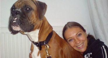 Esta pareja decidió clonar a su perro después de fallecer