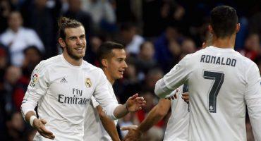 Real Madrid le metió 10 goles al Rayo y acá los pueden ver TODOS