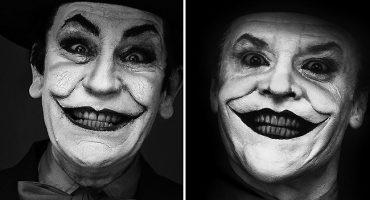 Mira a John Malkovich recreando famosos retratos históricos