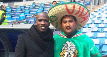 Chad Johnson anuncia su visita a México y quiere conocer a EPN