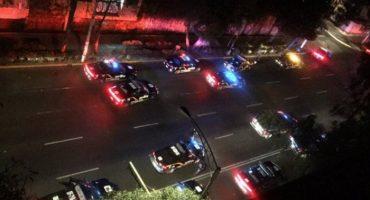 Balacera en la Condesa deja un lesionado y un detenido