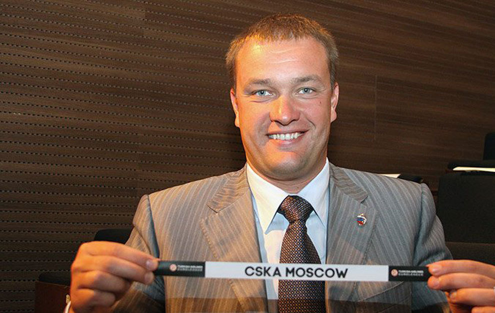 Atacan a martillazos al presidente del CSKA de Moscú de basquetbol