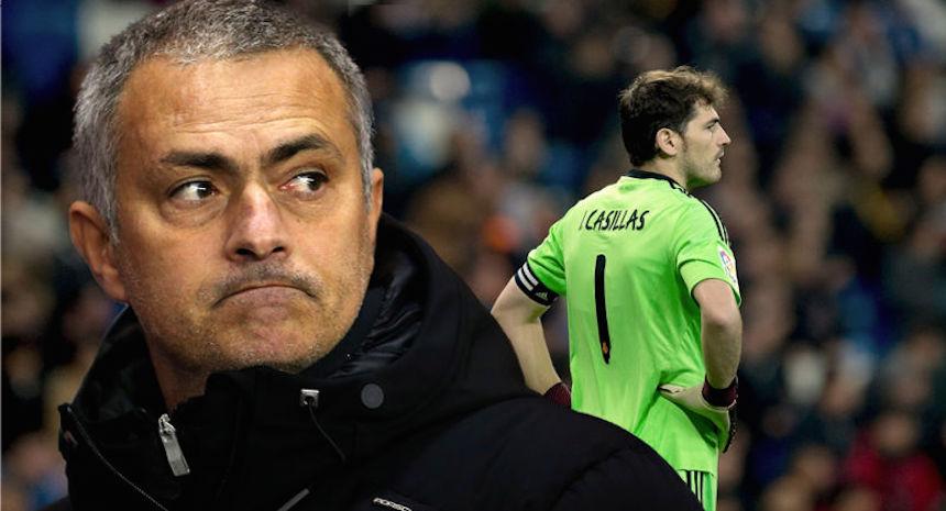 Mourinho habló de Iker Casillas (sí, otra vez)