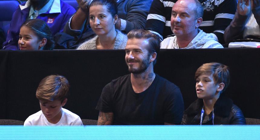 El fútbol no debería ser conocido como un deporte de hombres, según David Beckham
