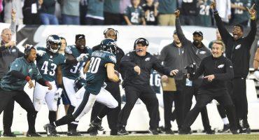 El peor error de los Philadelphia Eagles: el cambio Andy Reid por Chip Kelly