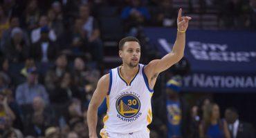 Stephen Curry, el cuarto basquetbolista en la historia en ser el Atleta del Año