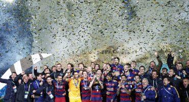 Las mejores imágenes del título del Barcelona en el Mundial de Clubes